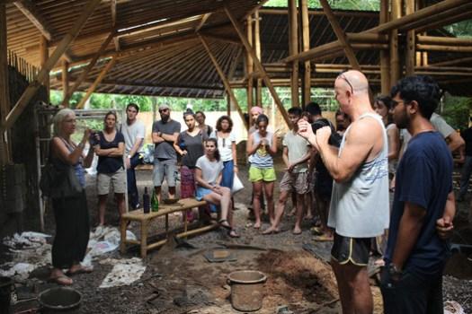 BambooU Course. Image © José Tomás Franco