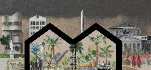 Collage. Image Cortesía de Danae Santibáñez