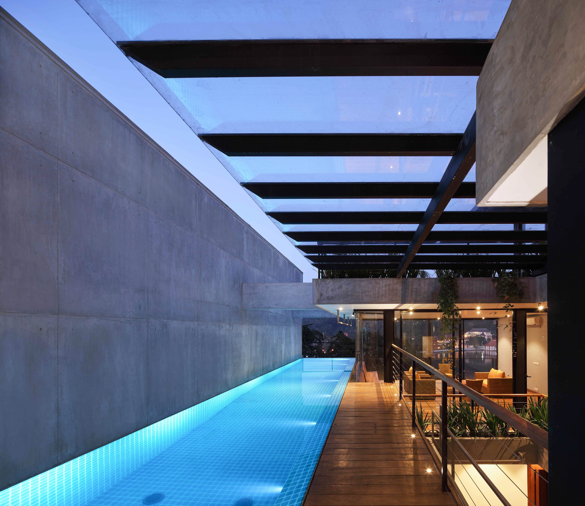 Nestled Hideaway Villa Boutique Hotel Ipa Architects