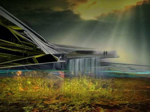 Courtesy of Margot Krasojević Architects