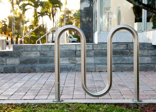 Commercial Bike Racks   Reliance Foundry. Image Courtesy of Reliance Foundry