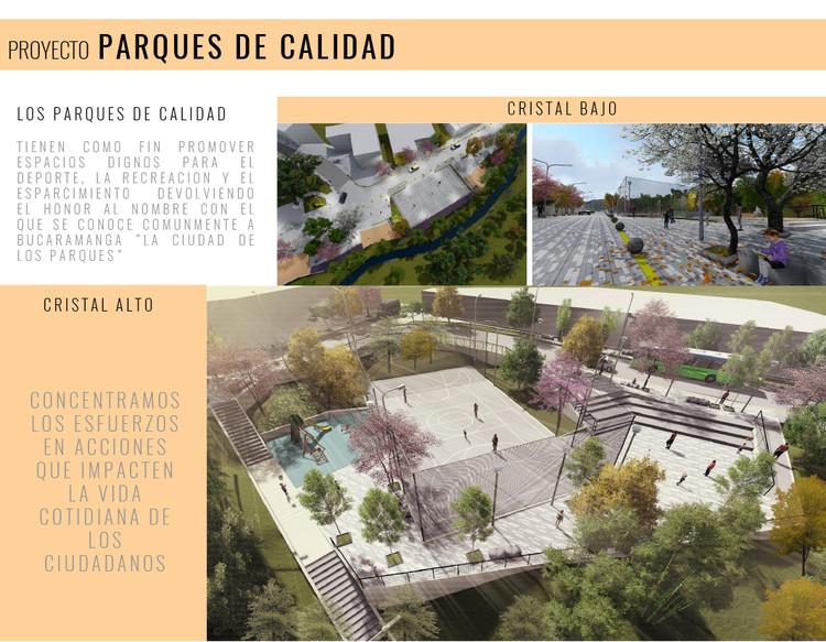 Espacio público, la piel de la democracia / Lámina 06. Image Cortesía de Taller de Arquitectura de Bucaramanga