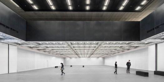 Interior View of Exhibition. Image © Alex Fradkin