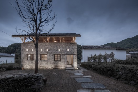 East elevation. Image © Xuguo Tang