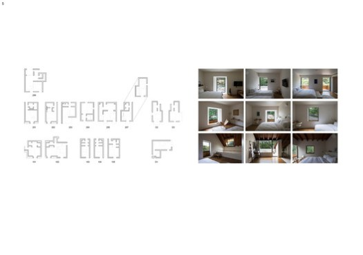 Analysis of Different Guestrooms and Window Views. Image Courtesy of Naturalbuild
