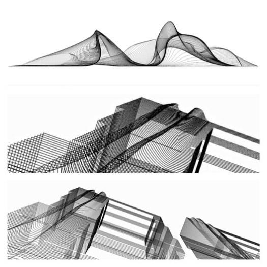 Elevation Diagram