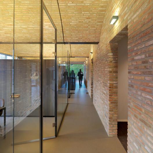05_2373_BedauxdeBrouwer_Vogelensangh Pavilion Brick Factory Vogelensangh / Bedaux de Brouwer Architects Architecture