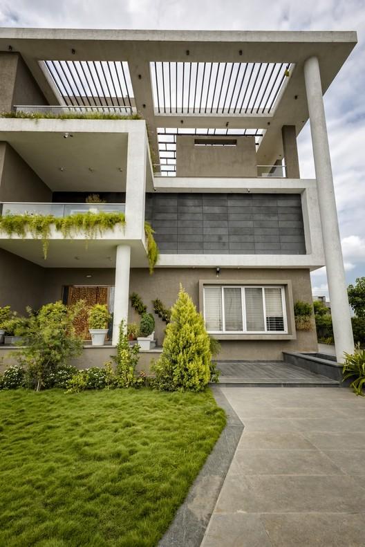 _DSC1764 Hambarde Residence / 4th Axis Design Studio Architecture