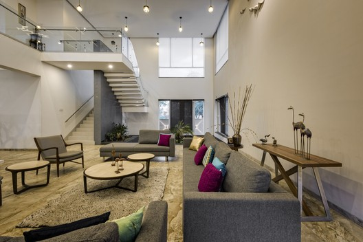 _DSC1968 Hambarde Residence / 4th Axis Design Studio Architecture
