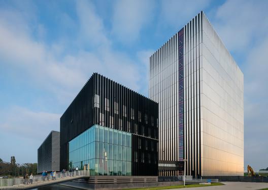 752_Datacenter_AM4_N43_a3 Datacenter AM4 / Benthem Crouwel Architects Architecture