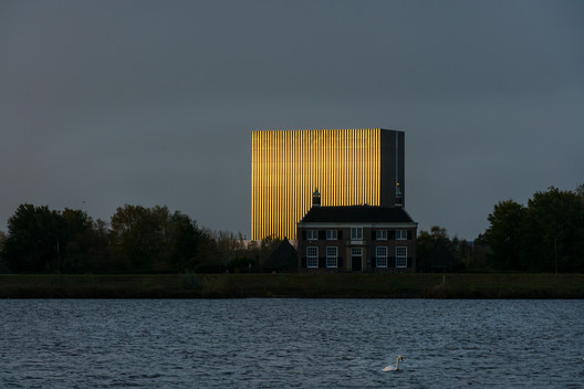 752_Datacenter_AM4_N55_a3 Datacenter AM4 / Benthem Crouwel Architects Architecture