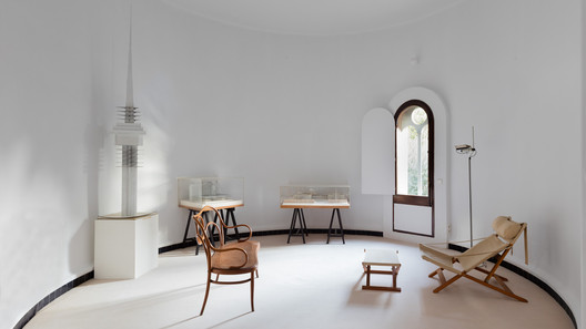 3N0A5926-Pano-2 See Ricardo Bofill's Converted Cement Factory Studio Through The Lens Of Marc Goodwin Architecture
