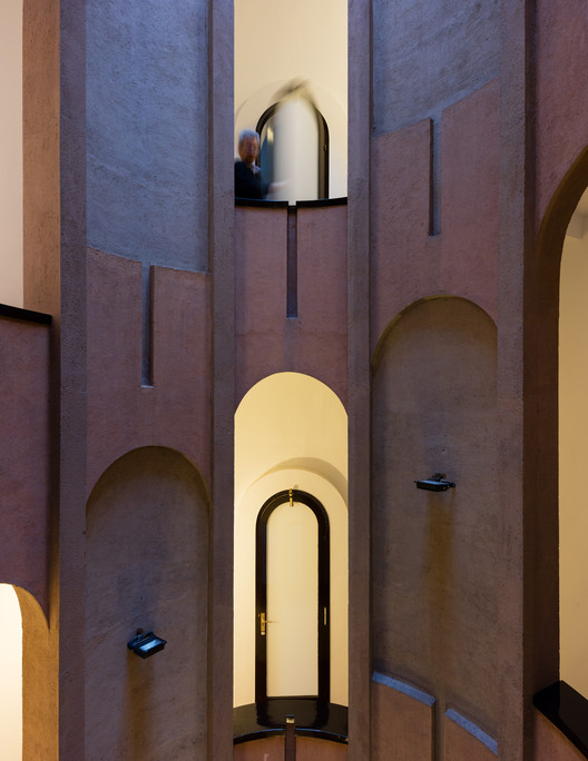 3N0A5994-Pano-2 See Ricardo Bofill's Converted Cement Factory Studio Through The Lens Of Marc Goodwin Architecture
