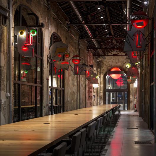 social_table_2 SNODO / Gruppo Building + Boffa Petrone & Partners Architecture