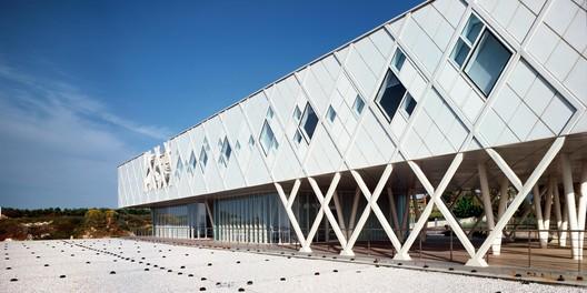 Framing_the_Horizon_-_3 Centre for Plasma Physics and Lasers / Sparch Sakellaridou - Papanikolaou Architects Architecture