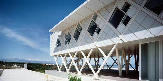 Framing_the_Horizon_-_4 Centre for Plasma Physics and Lasers / Sparch Sakellaridou - Papanikolaou Architects Architecture