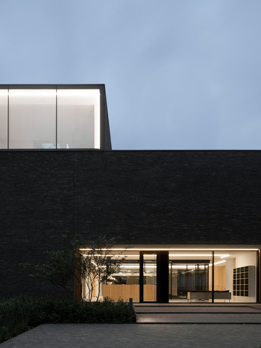 Courtesy of Abscis Architecten