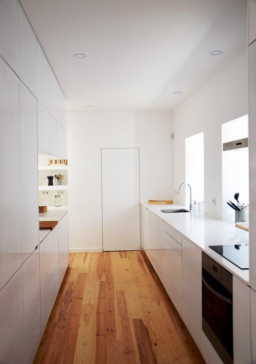 CP31 Fisherman's House / Ines Brandão Arquitectura Architecture