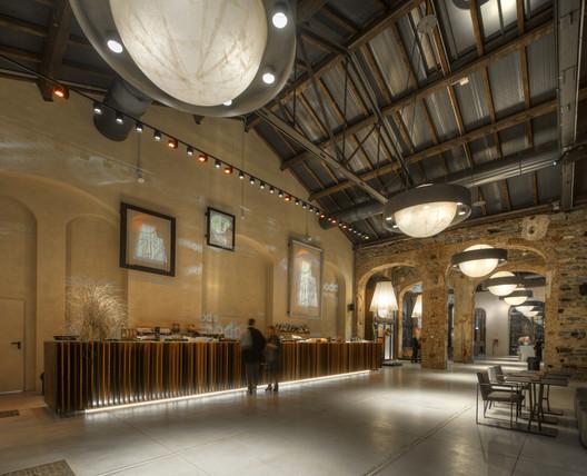 mix1 SNODO / Gruppo Building + Boffa Petrone & Partners Architecture