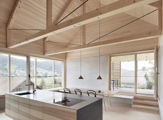 IMA_HOELLER_01_Adolf_Bereuter Höller House / Innauer-Matt Architekten Architecture