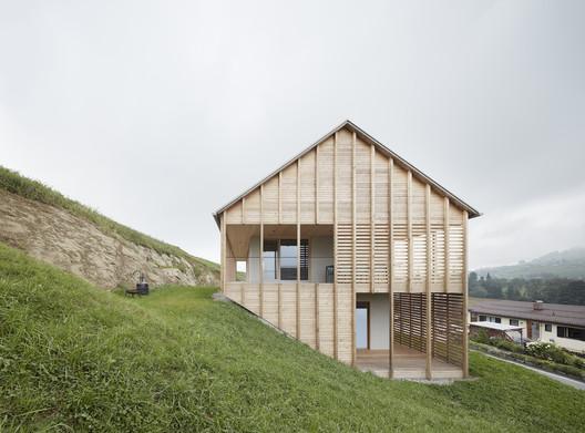 IMA_HOELLER_08_Adolf_Bereuter Höller House / Innauer-Matt Architekten Architecture