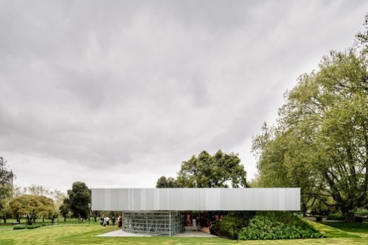 Photograph by Timothy Burgess. Courtesy of MPavilion