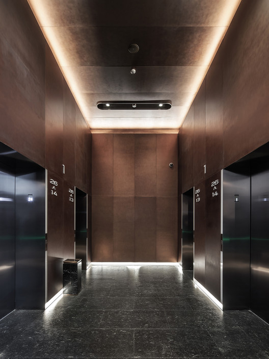 18 Chaoyang Park Plaza - Office Public Area Interiors / Supercloud Studio + MADA s.p.a.m. Architecture