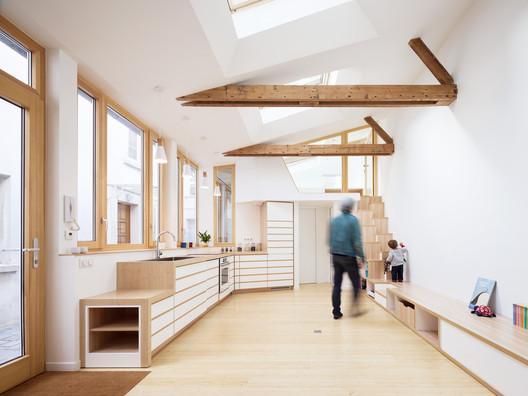 Wilda___Appart_Paris_XIV002__Copyright_David_Foessel Atelier_142 / Atelier Wilda Architecture