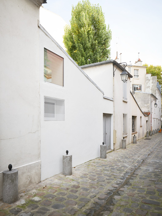 Wilda___Appart_Paris_XIV022__Copyright_David_Foessel Atelier_142 / Atelier Wilda Architecture