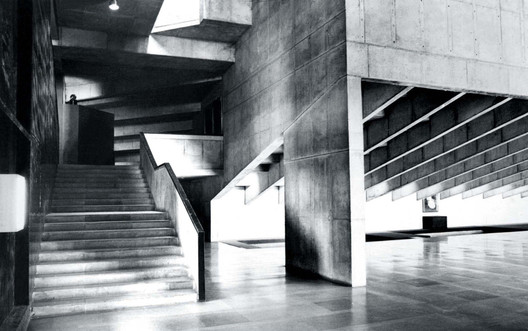 Premabhai Hall. Image © VSF. Courtesy of the Pritzker Architecture Prize