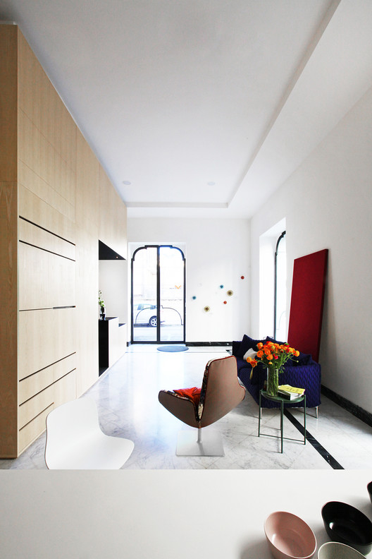 05 Meridionale Fondiaria Real Estate HQ / Tomas Ghisellini Architects Architecture
