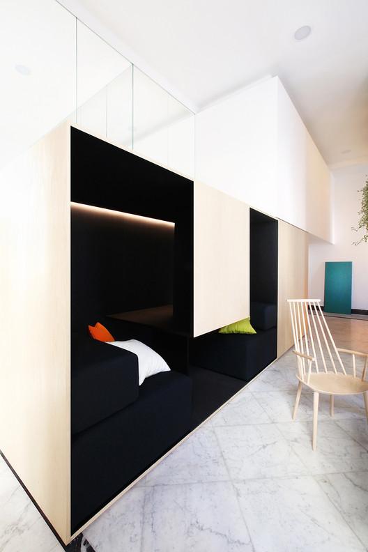11 Meridionale Fondiaria Real Estate HQ / Tomas Ghisellini Architects Architecture