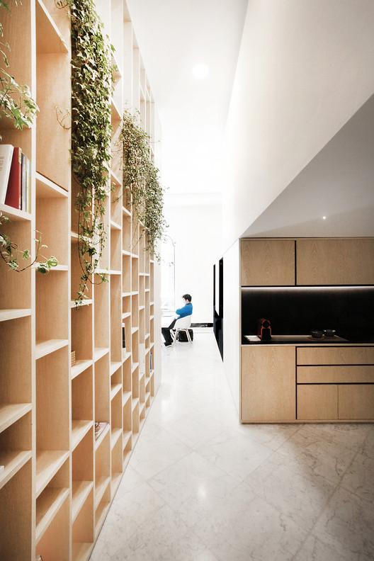 13 Meridionale Fondiaria Real Estate HQ / Tomas Ghisellini Architects Architecture