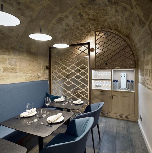 12_Restaurant_Yoshinori_-_Sous-sol_(8) Restaurant Yoshinori / Alia Bengana architecte dplg + Atelier BEPG SASU d'Architecture Architecture