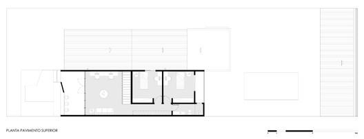 PLANTA_02 Granada House / Estúdio HAA! Architecture