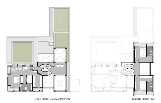 1F2F MERU House / A3 PROJECT Architecture