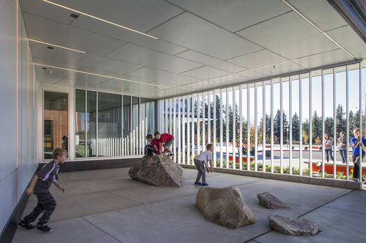 _Featured_Image Lake Wilderness Elementary School / TCF Architecture Architecture