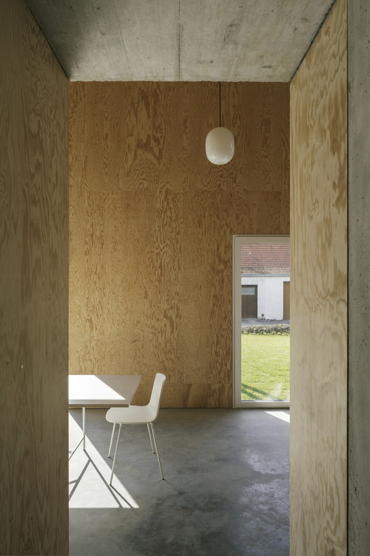 ANA_view_entrance ANA / Christian Groß architecture Architecture