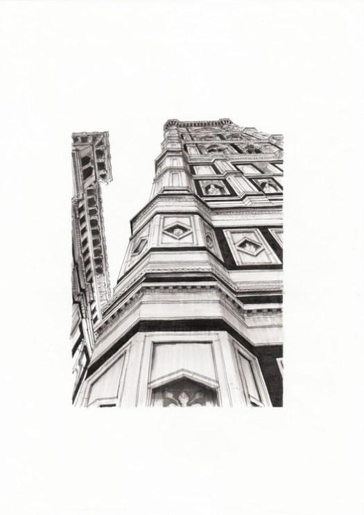 Campanile di Giotto. Courtesy of Lorenzo Concas