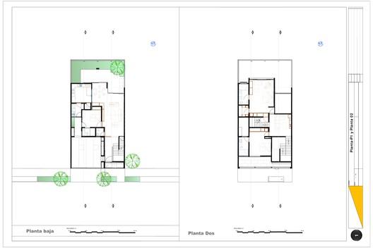 Casa_TANO-02-01-001 TANO House / Eduardo Ramírez Urrea Architecture
