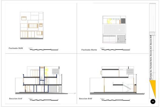 Casa_TANO-02-03-001 TANO House / Eduardo Ramírez Urrea Architecture