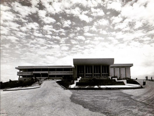 National Assembly. Image via Somali Architecture