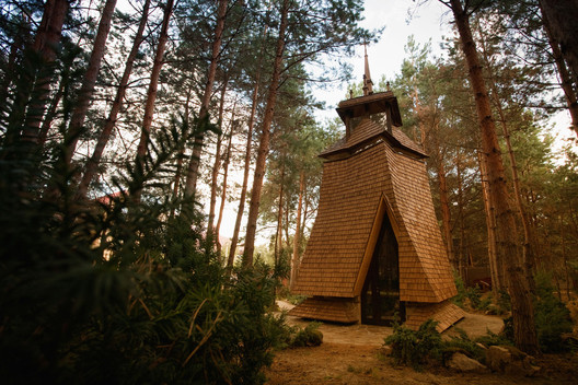 RdsBrothers 13 Impressive Chapels from Around the World Architecture