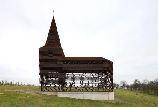 Filip_Dujardin 13 Impressive Chapels from Around the World Architecture