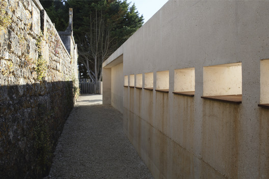 A6A_033_18 Cemetery Extension / A6A Architecture
