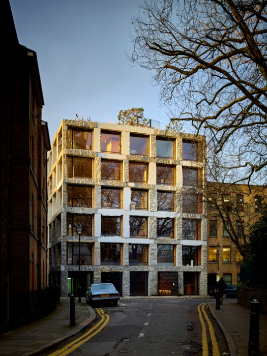 15 Clerkenwell Close / Groupwork + Amin Taha Architects. Image © Tim Soar