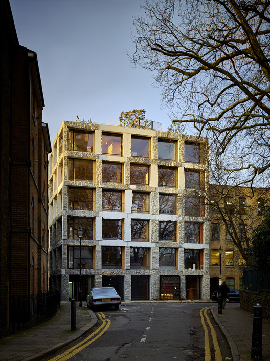 15_Clerkenwell_Close_2718_Tim_Soar_PRESSIMAGE_2 93-Building Shortlist Announced for 2018 RIBA London Awards Architecture