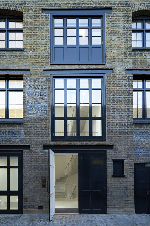 A_Mews_Collection_2776_Johan_Dehlin_PRESSIMAGE_1 93-Building Shortlist Announced for 2018 RIBA London Awards Architecture