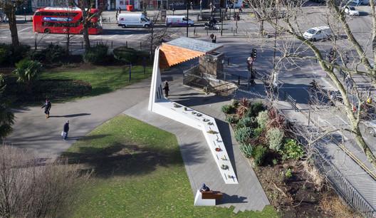 Bethnal_Green_Memori_2616_Marcela_Spadaro_PRESSIMAGE_3 93-Building Shortlist Announced for 2018 RIBA London Awards Architecture