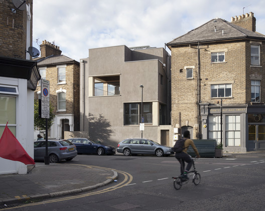 Black_Stone_House_2755_Johan_Dehlin_PRESSIMAGE_1 93-Building Shortlist Announced for 2018 RIBA London Awards Architecture